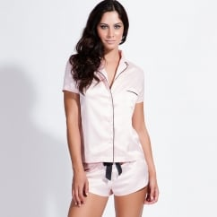 Abigail Shirt and Shorts Pyjama Set