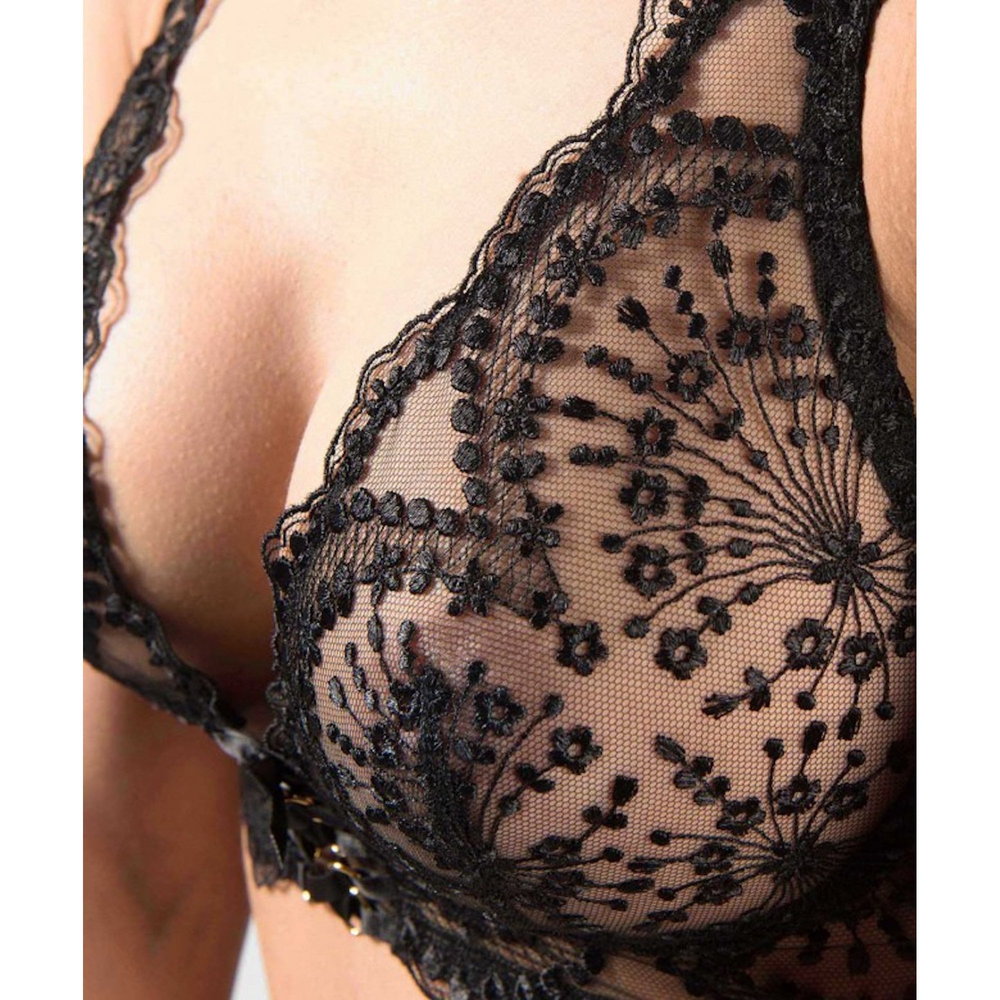 085a25fb2 Femme Sensuelle Wireless Triangle Bra - For Her... from The Luxe ...