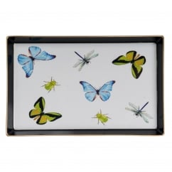 V&A Al Fresco Small Tray-Butterfly