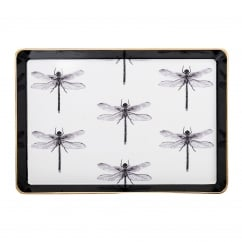 V&A Al Fresco Small Tray-Dragonfly