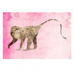 Monkey on the Prowl - Limited Edition Signed Print
