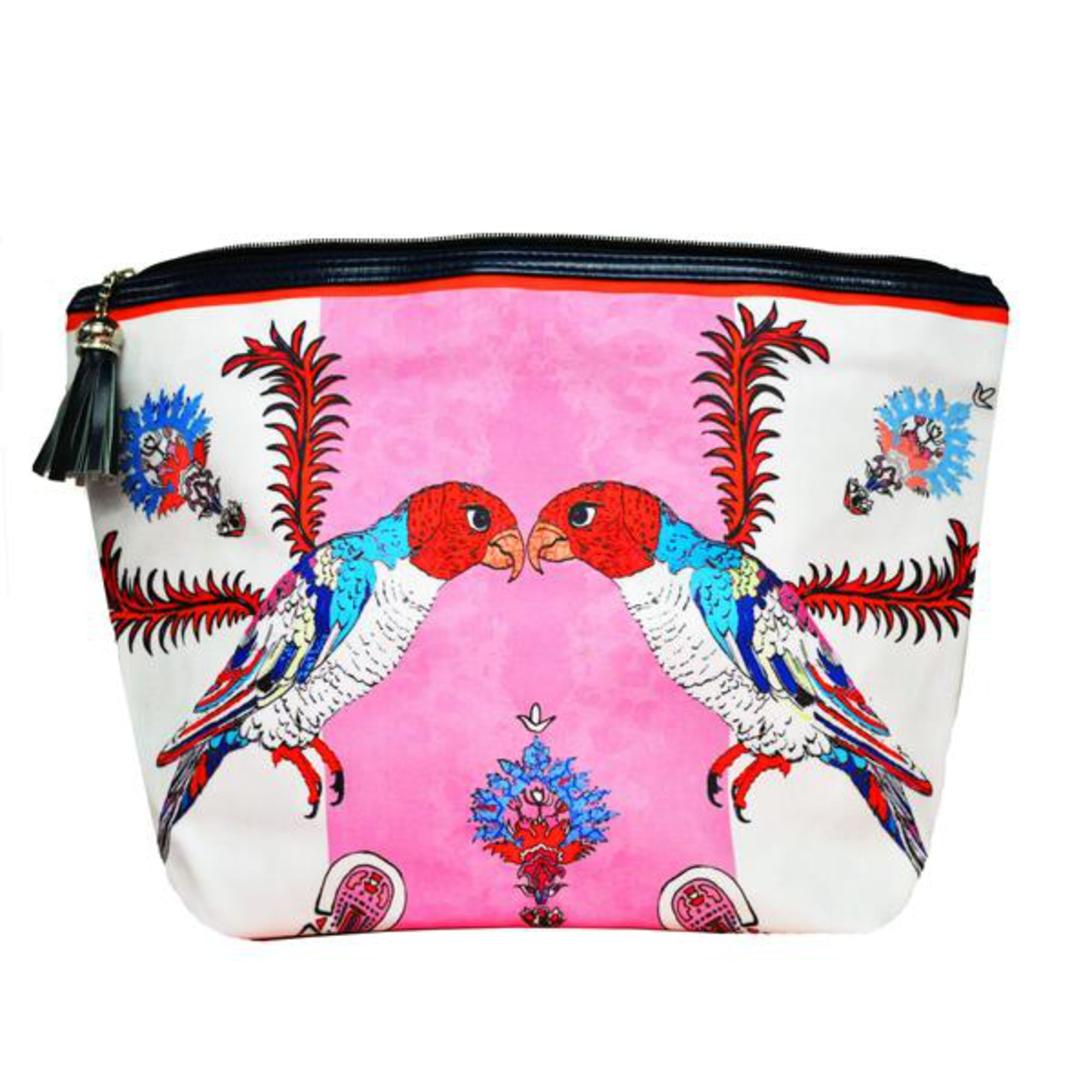 the love birds extra large washbag with gift box