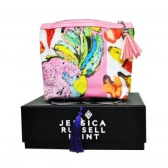 The Punky Parrot Classic Make Up Bag