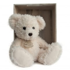 Luxury French Designed Ivory Bear; Benjy