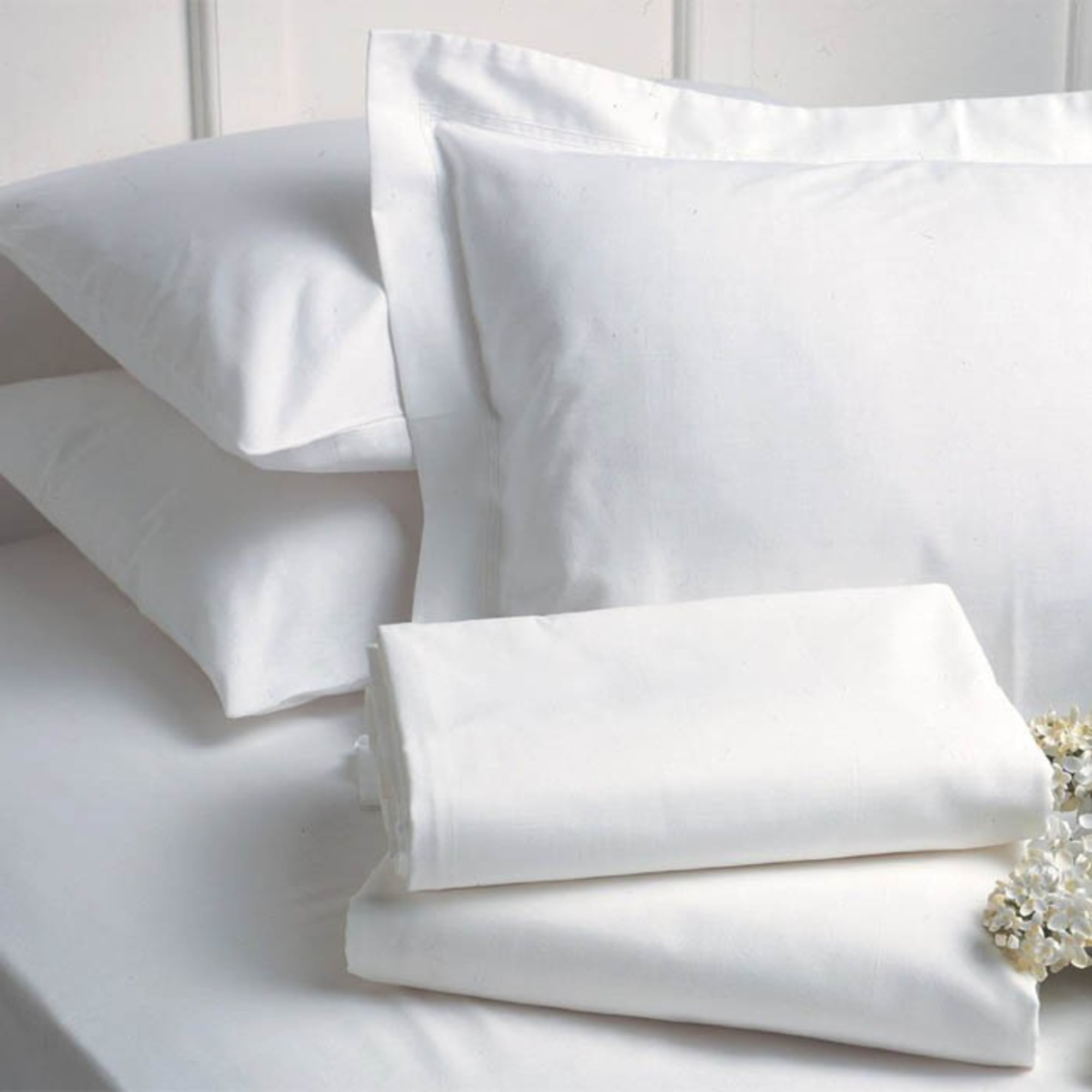 About white 1000tc egyptian cotton complete bedding collection sheet - 1000tc Luxury Egyptian Cotton Fitted Sheet Dorchester