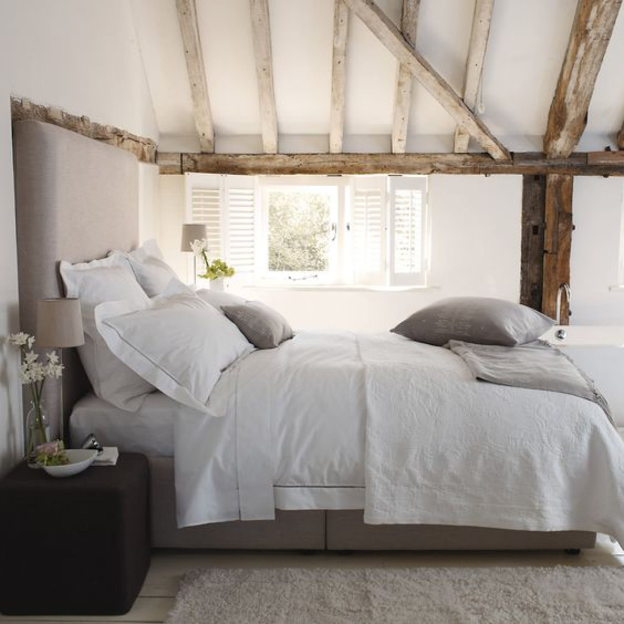 About white 1000tc egyptian cotton complete bedding collection sheet - 1000tc Luxury Egyptian Cotton Oxford Pillow Case Dorchester