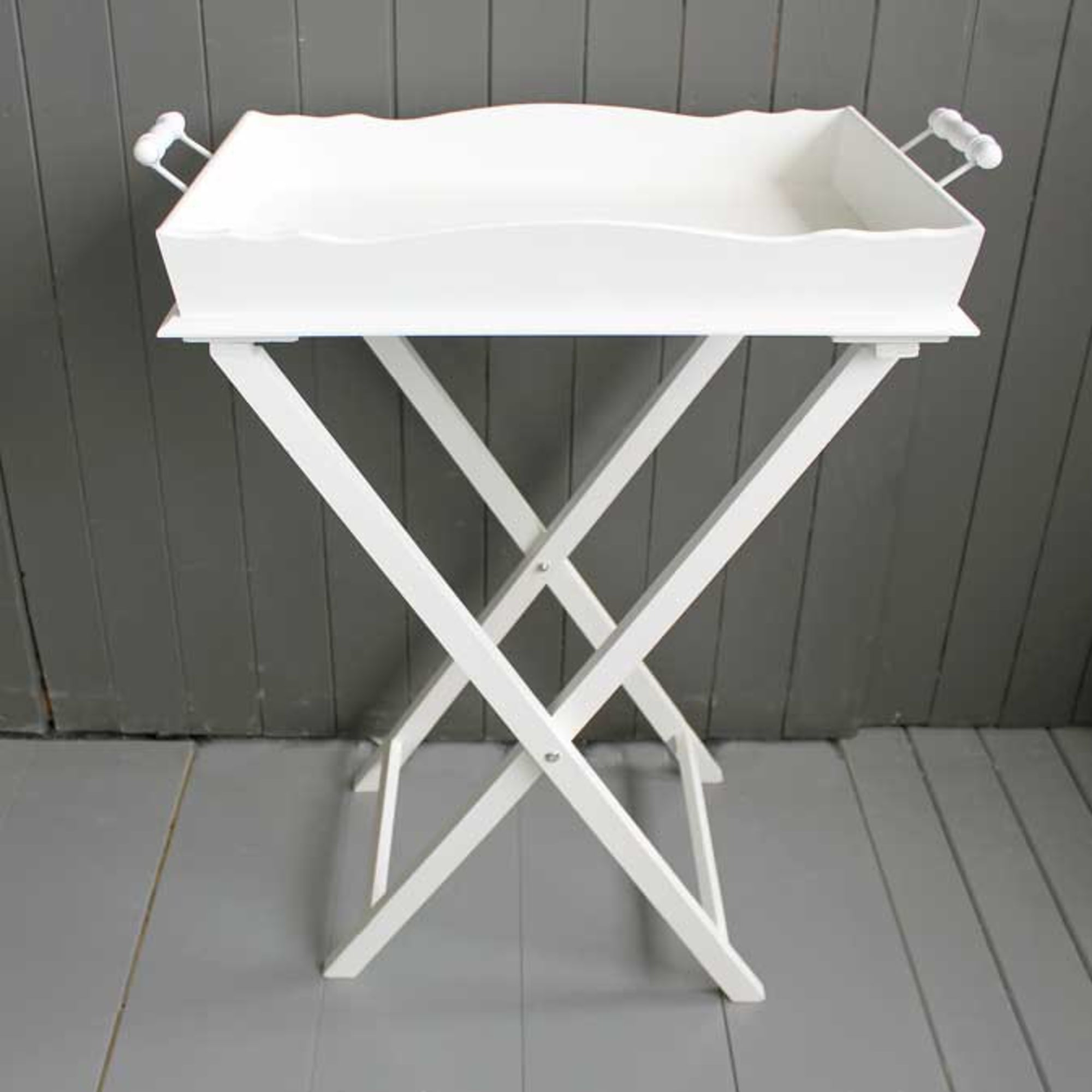 - Provence Butlers Folding Tray Table - Bed, Bath, Home & Travel