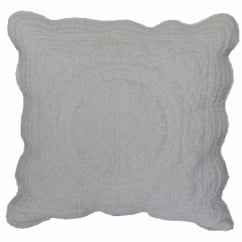 Off White/Light Cream Pillow Sham Cover 62x62cm