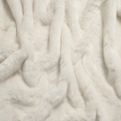 Polar Bear XL Faux Fur Throw/Blanket