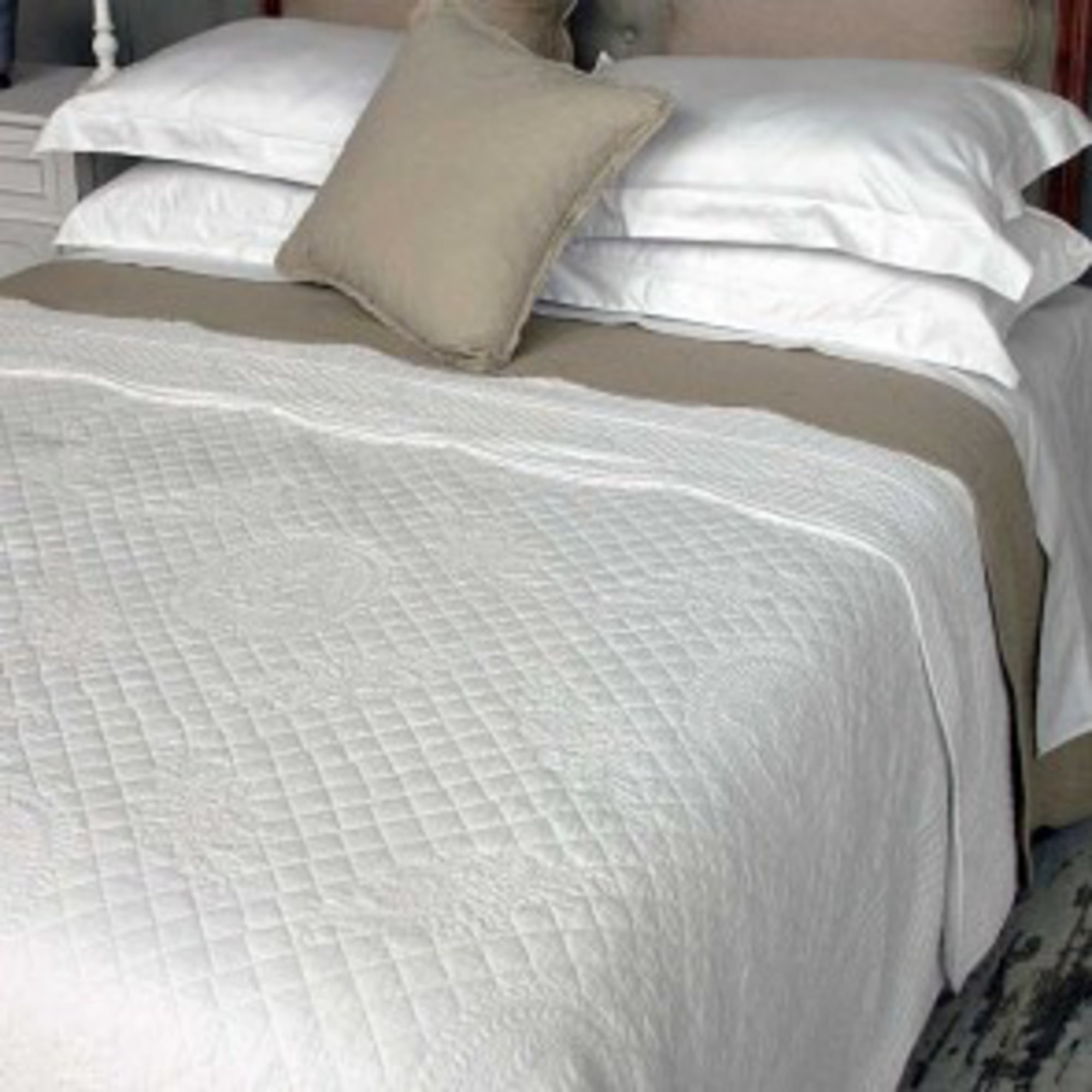 trading co stars in little with great grey bedspread quilted white products quilt star