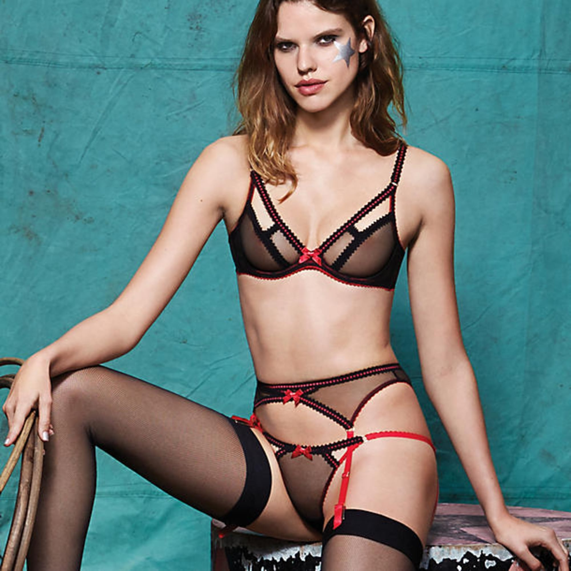 Sheer lingerie uk