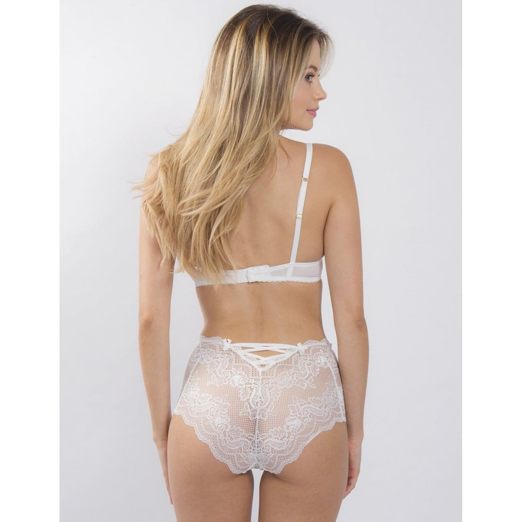 Picture Perfect High-Waisted Knickers - For Her... from The Luxe ... 7609168c8