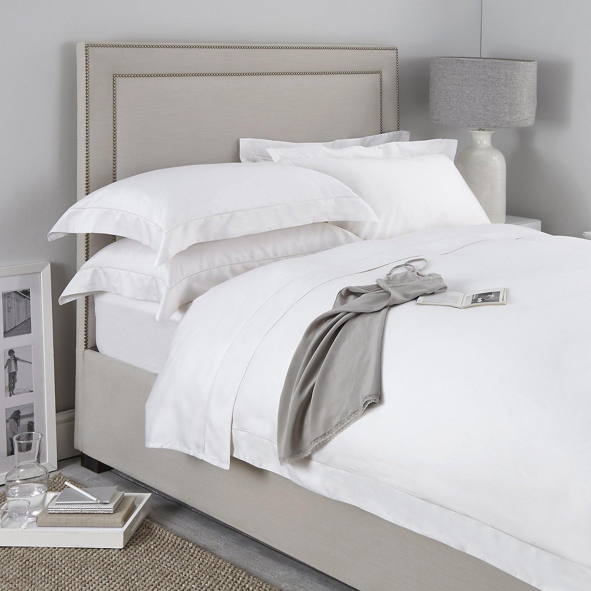 Linen Union 55% Linen/45% Cotton Fitted Sheet