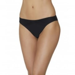 A L'Amour Italian Brief (available in Black & Cream)