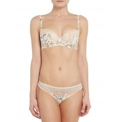 Ellie Leaping Bikini Brief with Dainty Blooms