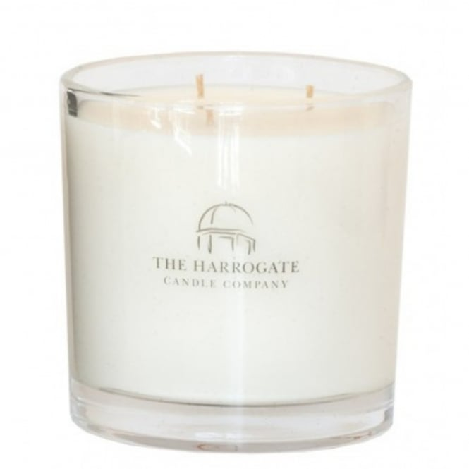 The Harrogate Candle Company Luxury Trio 3 Wick Mood Candle; 80cl